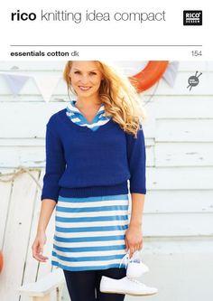 Ladies Tops in Essentials Cotton DK - 154 - Digital Version ee0c8c268