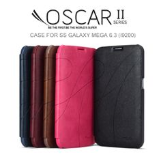 Free Shipping!!!KALAIDENG oscar-series classic leather case for Samsung Galaxy Mega6.3 I9200 I9205 $10.88