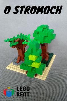 Naučte sa postaviť les z Lega.