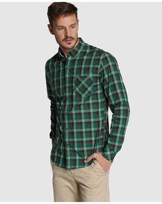 Camisa Slim-fit de hombre Timberland