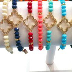 Designer Inspired Bracelets from Inland Fashion $20 www.inlandfashion.com