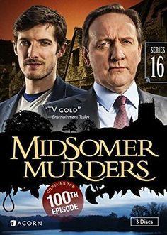Neil Dudgeon & Gwilym Lee & Nick Laughland & Alex Pillai-Midsomer Murders, Series 16
