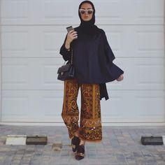 "1,554 Likes, 109 Comments - Leena Ha (@leenalghouti) on Instagram: ""Embroidered pants  #zarapants #marnishoes #huaweiarabia"""
