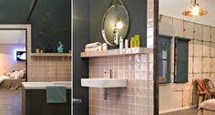 Villa Pink glans   vtwonen tegels - de enige echte!