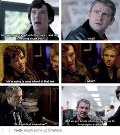Oh, poor Watson!