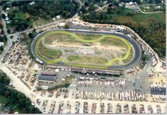 Stafford Motor Speedway in Connecticut-  i had a redneck boyfriend in high school... haha!  this place was fun though