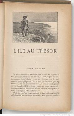 L'Île au trésor, par R. L. Stevenson, traduction par André Laurie [Paschal Grousset]...