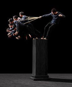 """The right balance"" by Maurizio Sapia http://www.mauriziosapia.com"