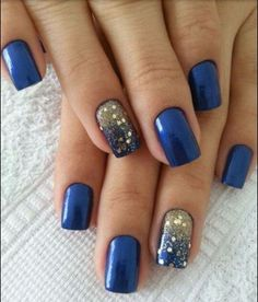 Nails Blu | #christmas  #Idea #tips #nails #nailsart #xmas #manicure