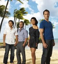 Hawaii Five-0.  One of fav shows on TV.