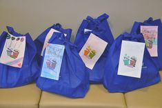Donate 'Birthday Bags' to Food Pantry or Shelter