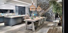 Cascata Steenstrips - Geopietra, zeer geschikt voor wandbekleding. Deze muurstrips zijn vorstbestendig en beperkt in dikte. De uitstraling van ruw Natuursteen! Kom naar onze showroom!