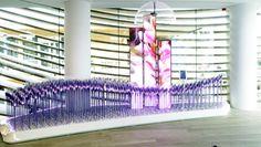 Expo 2015 - Azerbaijan Pavilion features Florim floor and wall tiles http://www.florim.it/en/2015/05/14/florim-protagonist-expo-2015-azerbaijan-treasure-biodiversity/  #expo2015 #pavilion #Azerbaijan #Simmetrico #design #Florim #floor #tiles #best practices  #Milan #architecture #padiglione #Azerbaigian #pavimento #piastrelle #ceramica