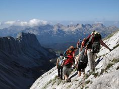 Slovenian Mountain Trail, Slovenia - 10 of the Best Hiking Routes in Europe