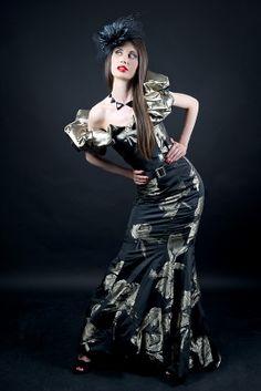 Model: Federica Nobili MUA: Sissy MUA Stylist: Rocco Argentini PH: Andrea Bernardi http://www.balness.it https://www.facebook.com/balness.photography