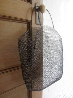 Wire bag / Anthropologie / Pi'lo Blog