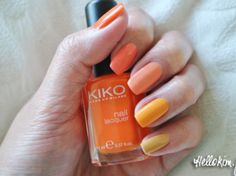 Orange orange orange...