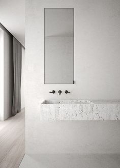 Pure minimalistic interiors by AD Office