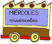 Menta Más Chocolate - RECURSOS y ACTIVIDADES PARA EDUCACIÓN INFANTIL: Carteles de LOS DIAS DE LA SEMANA (Tren)