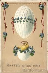 postcard with hot air balloon - Bing Images