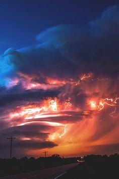 Nur ein Unwetter oder doch der Anfang einer Apokalypse | Webfail - Fail Bilder und Fail Videos