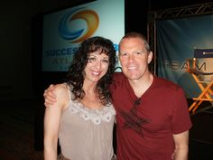 Carl Daikeler (CEO of Beachbody) and I during our Atlantis, Bahamas trip!