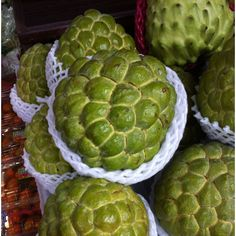 Just one of the delicious fruits of Taiwan!