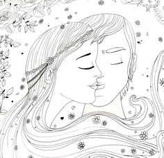 Romeo And Juliet A Coloring Classic Pages