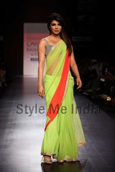 ... of Indian cinema at the Lakme Fashion Week (LFW) Summer-Resort 2013