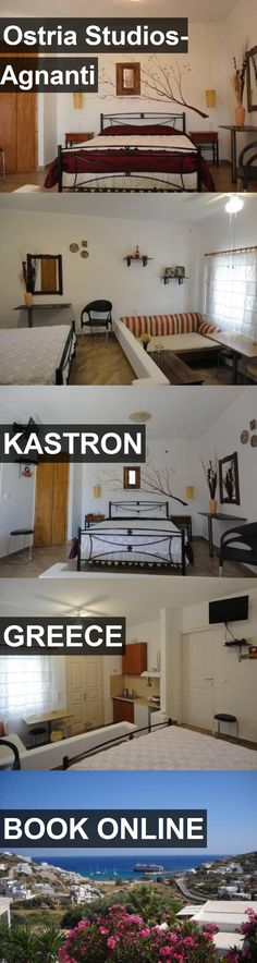 Hotel Ostria Studios-Agnanti in Kastron, Greece. For more information, photos, reviews and best prices please follow the link. #Greece #Kastron #hotel #travel #vacation