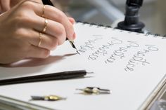 Nice Handwriting Pays Off: How to Start a Calligraphy Side Job