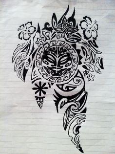 I draw my own tattoo 🌸😎