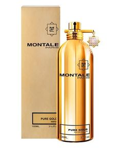 Pure Gold by Montale Paris for Women EDP 100ml