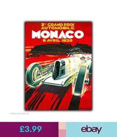 Shop Vintage Monaco Grand Prix Automobile Illustration Jigsaw Puzzle created by made_in_atlantis. Maserati, Bugatti, Vintage Cars, Retro Vintage, Audi, Sports Painting, Monaco Grand Prix, Car Illustration, Advertising Poster