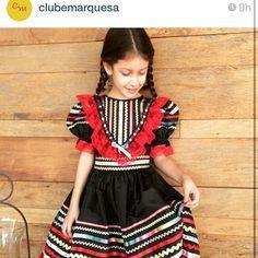 Vestido festa junina @clubemarquesa