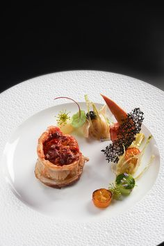 """Lobster from """"Chausey & Brehat island""""@ Le Cinq"""