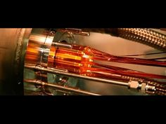 The ALPHA experiment observes light spectrum of antimatter for the first time - YouTube