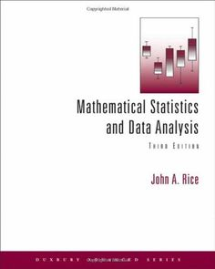 Introduction to mathematical statistics 7th edition 9780321795434 mathematical statistics and data analysis with cd data sets available 2010 titles enhanced fandeluxe Image collections