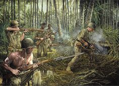 Red Arrow At War - The 32nd Infantry Division At Buna, Papua, New Guinea, December 1942