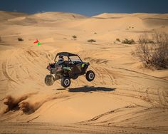 Action Shots At Imperial Sand Dunes