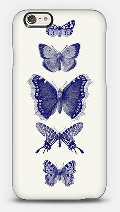 INKED BUTTERFLIES iphone case