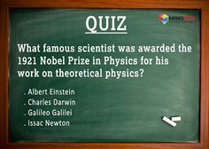 Name the famous scientist