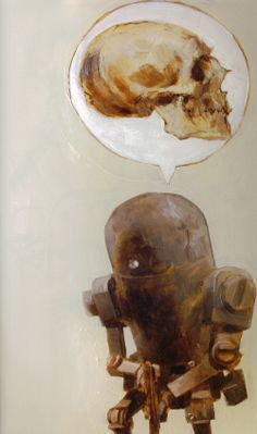 Ashley Wood Zombies vs Robots   ... folkloric incarnations the zombie is quite literally a slave raised by