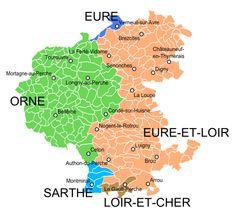 Perche (province) — Wikipédia
