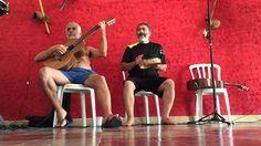 Tiguera: Churrasco Sede. Som Domingos, Lucas, Maria do Carmo. IMG_8985. ...