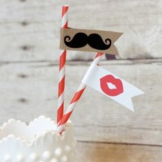 These are too adorable from: www.hesawsparks.com  Think of the photo ops!!
