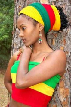 Ras woman
