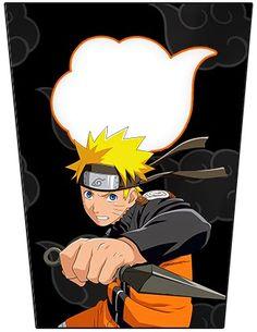 Naruto: Etiquetas para Candy Bar para Imprimir Gratis. Naruto Birthday, 10th Birthday, Birthday Parties, Naruto Party Ideas, Party Printables, Free Printables, Naruto Free, Table Labels, Oh My Fiesta