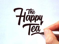 Logo Ideas: 100+ Hand Lettering Logo Designs | iBrandStudio
