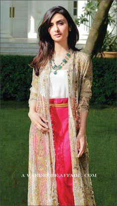 Misha Lakhani inside HELLO! India magazine